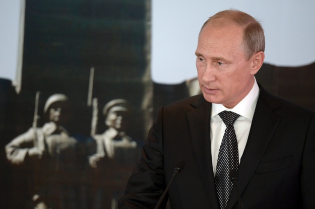 REUTERS/Alexei Nikolsky/RIA Novosti/Kremlin